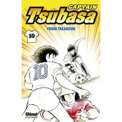 Captain Tsubasa - Tome 10: Contre-attaques enflammées