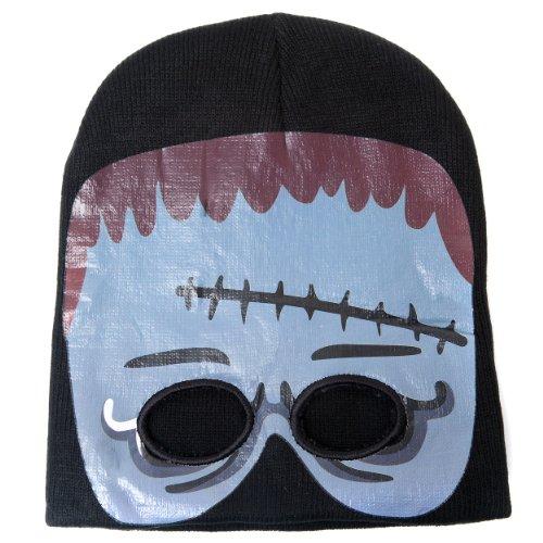 Accessoryo - Frankenstein/Monstre Conception Bonnet/Cagoule/Masque