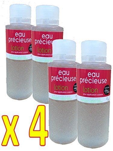 Eau Précieuse Lotion Lot de 4 x 375 ml