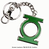 Noble Collection Green Lantern Logo Keychain