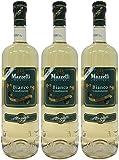 Mazzetti Condimento Bianco (3 x1 Liter) - Weißer Balsamico