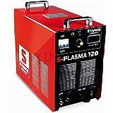 Stamos Germany - S-PLASMA 120 - Cortador plasma CUT 120 - 400 V - max. 120 A - ED 60% - HF - alta frecuencia - 38,2 kg