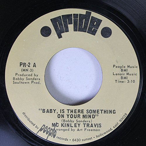 mc-kinley-travis-45-rpm-baby-is-there-something-on-your-mind-youve-got-it-and-i-want-it
