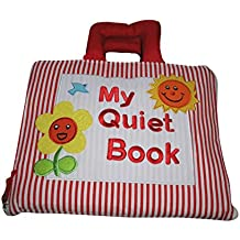My Quiet Book –Children's Fabric Learning Activity Book