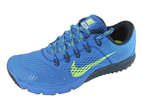 Nike Zoom Terra Kiger Tênis 599117 Azul Azul Claro 434 Ao Ar Livre Em Execução