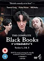 Black Books - Series 1-3 [Import anglais]