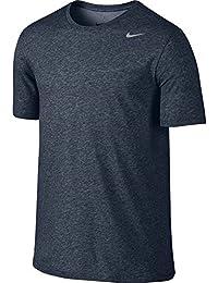 881283d63 Amazon.es  Nike - Azul   Camisetas deportivas   Ropa deportiva  Ropa