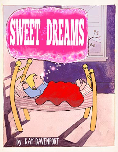 SWEET DREAMS (English Edition) Cobalt Blue Jelly