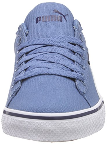Puma Puma 1948 Vulc Cv Unisex-Erwachsene Low-Top Blau (blue heaven-white 01)