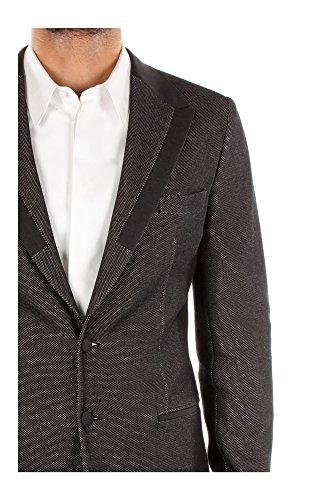 G2GJ1TFM7BIS8032 Dolce&Gabbana Homme Coton Gris Gris