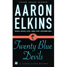 Twenty Blue Devils (Gideon Oliver Mysteries) by Aaron Elkins (1997-11-01)