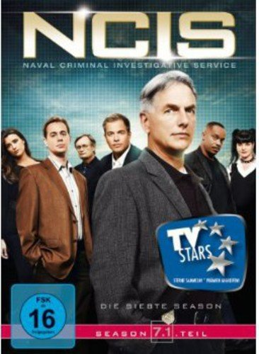 NCIS - Season 7, 1.Teil [3 DVDs] -