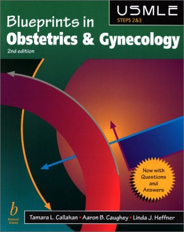 Blueprints in Obstetrics and Gynecology by Tamara L. Callahan (2001-01-15)
