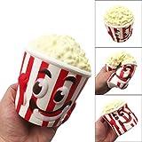 Best Adulte Joke Livres - Toamen Coupe Popcorn jouets de décompression Visage Souriant Review