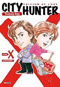 City Hunter Illustrations Réédition X