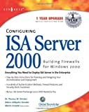 Image de Configuring ISA Server 2000: Building Firewalls for Windows 2000