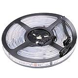 XKTTSUEERCRR 5050 SMD 150 LED Bande IP 67 Imperméable 6803 IC Strip Bande Lumineux 12V étanche pour La Maison et La Décoration Partie