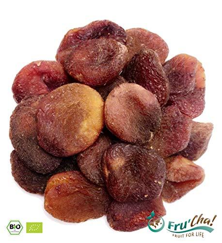 10 Jahre Fru'Cha! - BIO Aprikosen sonnengetrocknet in Rohkostqualität - 1 kg zum Jubiläumspreis