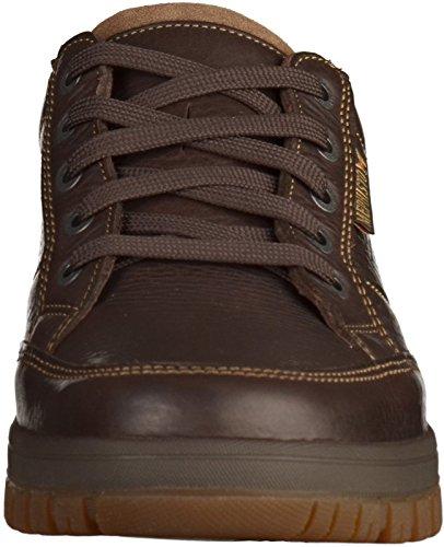 Mephisto Herren Paco Montana 8951/Clint 12451 Sneakers Braun(Dunkelbraun)