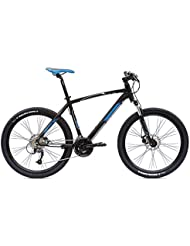 "Trail 27,5 VERTEK bicicleta 24"" velocita'negro/azul (MTB)/Bicycle Trail 27,5 24"" speed Black (MTB)/Blue"
