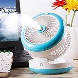 Ventilateur USB portable 2000mah Mini ventilateur rechargeable avec...