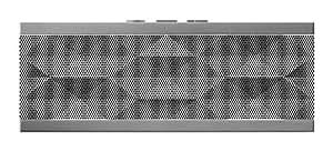 Jawbone Jambox Bluetooth-Lautsprecher Grey Hex