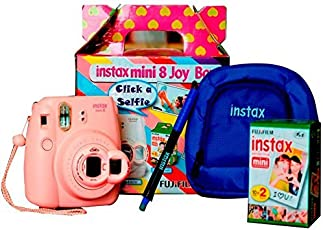 Fujifilm Instax Mini 8 Joy Box(Blue)