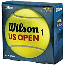 Wilson Us Open - Pelota , color amarillo, talla NS