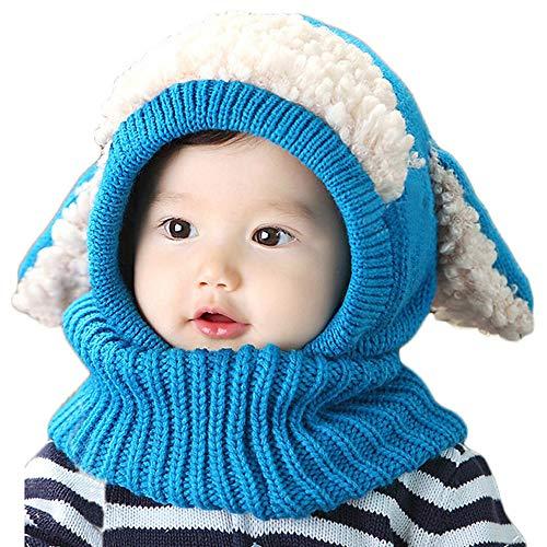 SHBUY Sombrero de bebé de Invierno