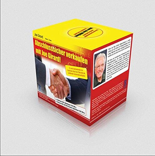 CD-Hörbuch Abschlusssicher verkaufen mit Joe Girard von Joe Girard