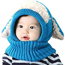 Amazon.es  gorros de lana para bebes - Azul 3627282ad06