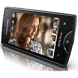 Sony Ericsson Xperia Ray Smartphone Quadri-bande GSM/GPRS/HSDPA Bluetooth GPS Android Noir