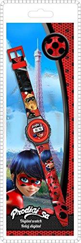 Ladybug- Reloj Digital (Kids LB17047)