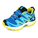 Salomon Kids XA Pro 3D Trail Running/Outdoor Shoes, Synthetic/Textile
