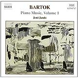 Bartok : Oeuvres pour piano, Vol. 1