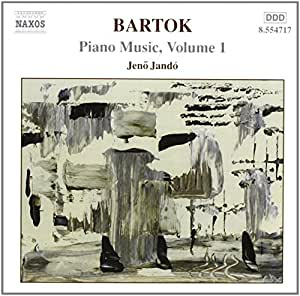 Bartok - Piano Music 1