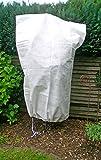 Frostschutz Pflanzenschutzsack zur Überwinterung empfindlicher Bäume oder Palmen 110x150 cm