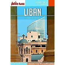 LIBAN 2018 Carnet Petit Futé (Carnet de voyage)