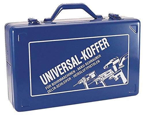 KAYSER GmbH  Stichsägekoffer blau 390x240x112mm Stahlblech m.Ku.-Einlage