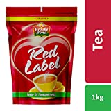 #5: Brooke Bond Red Label Red Label Tea, 1 kg
