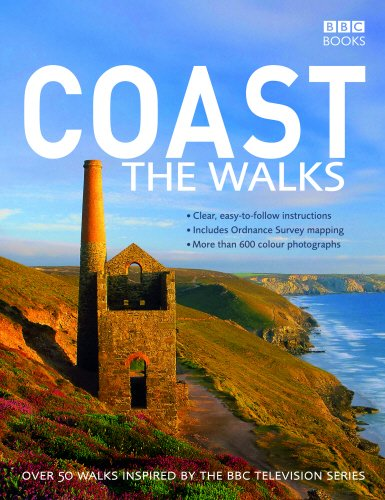 Books Loved Digest Best Readers (Coast: The Walks: 50 Walks Inspired by the BBC Television Series)