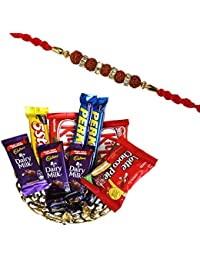 SFU E Com Rakhi Chocolate for Brother (Assorted)