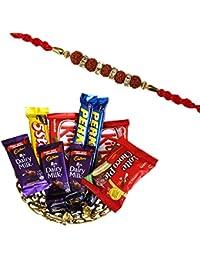 SFU E Com Rakhi Chocolate for Brother (Assorted)