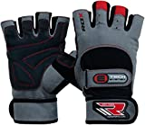 RDX Gym Men's Weight Lifting Gloves Cross Training - Best Reviews Guide