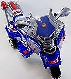 Kindermotorrad Elektromotorrad Maximum Topracer Kinder von 4-8 Jahre 6 Farben (Blau)