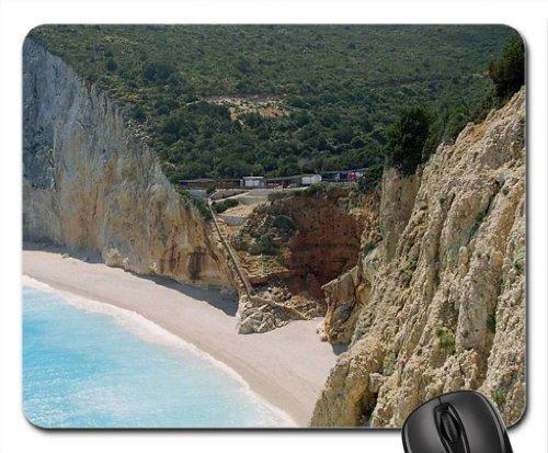 Preisvergleich Produktbild Lefkada, Greece Mouse Pad, Mousepad (Beaches Mouse Pad)