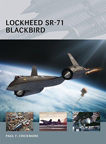 Lockheed SR-71 Blackbird (Air Vanguard, Band 20) -
