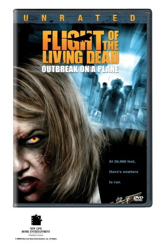 Flight of the Living Dead: Outbreak on a Plane by David Chisum