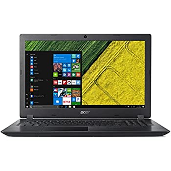 """Acer Aspire A315-31-C825 Notebook, 15.6"""", Intel Celeron N3350, RAM 4 GB DDR3, 500 GB HDD, Nero"""