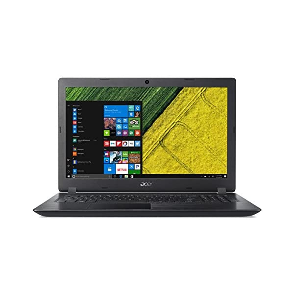 Acer Aspire 3 A315-31 Notebook – (Intel Celeron N3350, 4GB RAM, 1TB HDD, 15.6″ HD Display, Black) 51njBJnVksL